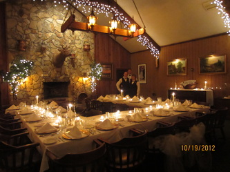 Small Intimate Wedding Dinners The Boars Head Restaurant