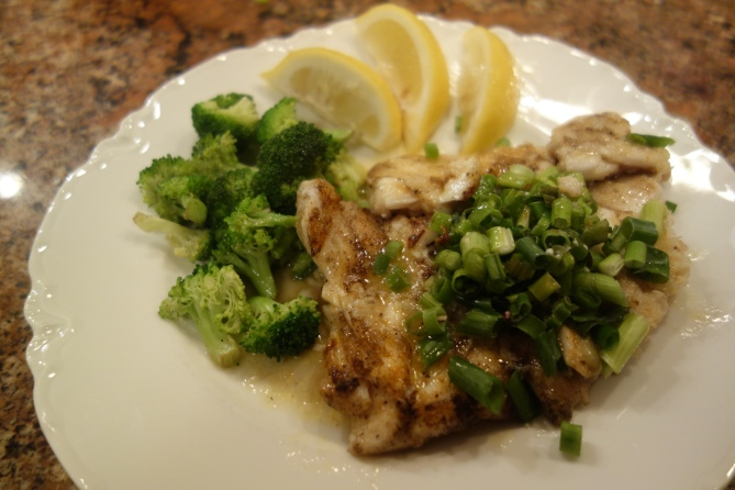 Boars Head Restaurant Fresh gulf Seafood- Chargrilled Grouper  or scamp