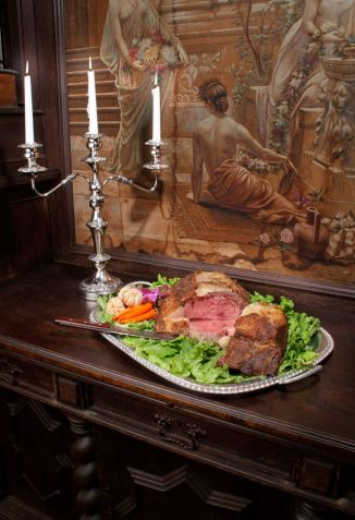 Prime Rib to go-Boar's Head Restaurant PCB