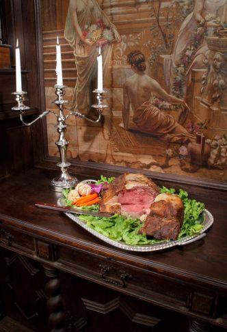 Prime Rib to go-Boar's Head Restaurant PCB