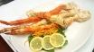 Beautiful Alaskan King Crab Legs Boars Head Restaurant PCB