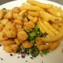 Childrens Menu Popcorn Shrimp Seafood Boars Head Restaurant PCB