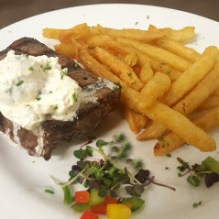 Steak Filet Mignon Boars Head Restaurant PCB