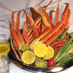 Seafood PCB Snow Crab Legs-Boars Head Restaurant